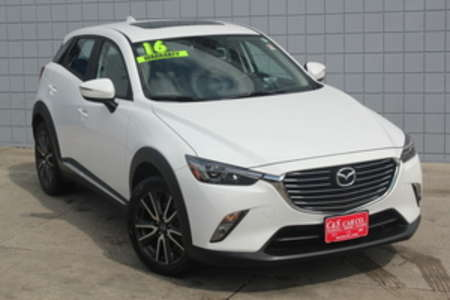 2016 Mazda CX-3 Grand Touring AWD for Sale  - MA2537A  - C & S Car Company