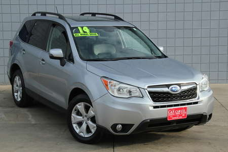 2014 Subaru Forester 2.5i Touring w/Eyesight for Sale  - SB6179A  - C & S Car Company