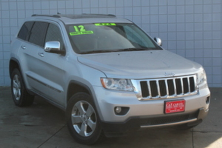 2012 Jeep Grand Cherokee Limited 4WD for Sale  - 14514  - C & S Car Company