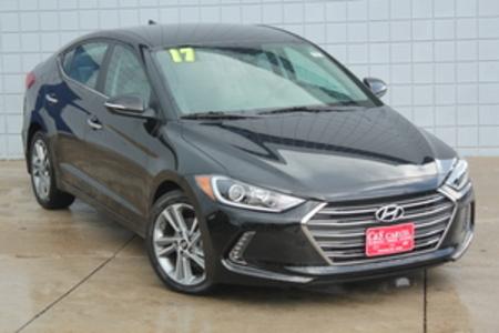 2017 Hyundai Elantra Limited for Sale  - HY7334  - C & S Car Company