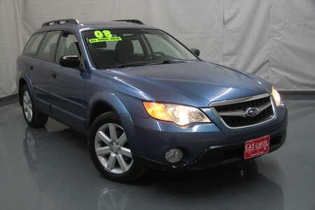 2008 Subaru Outback 2.5i for Sale  - SB5834A  - C & S Car Company