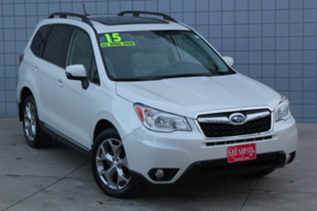 2015 Subaru Forester 2.5i Touring w/Eyesight for Sale  - SB5471A  - C & S Car Company