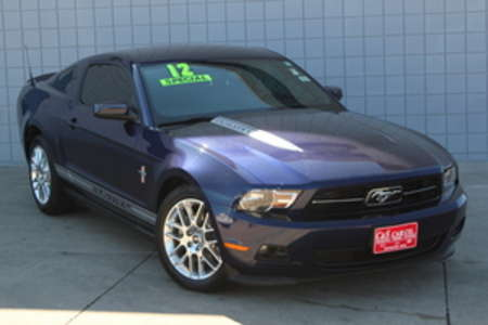 2012 Ford Mustang Premium Coupe for Sale  - 14621A  - C & S Car Company