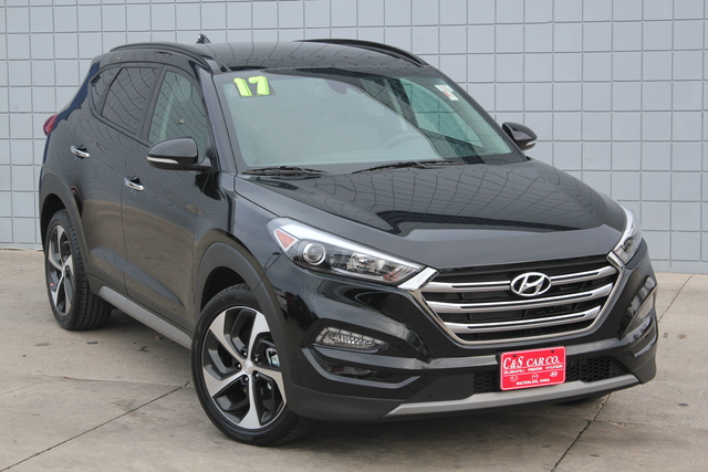 2017 hyundai tucson 1 6t limited awd stock hy7158 waterloo ia 50702. Black Bedroom Furniture Sets. Home Design Ideas