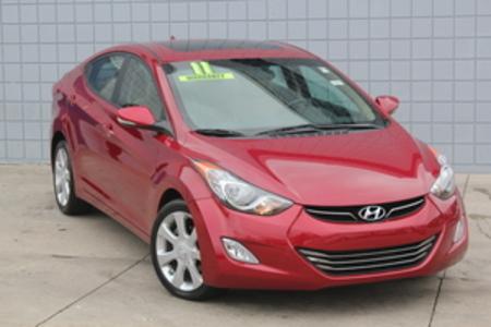 2011 Hyundai Elantra Limited for Sale  - HY6706C  - C & S Car Company