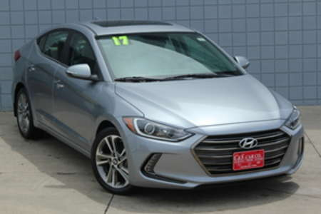 2017 Hyundai Elantra Limited for Sale  - HY7338  - C & S Car Company
