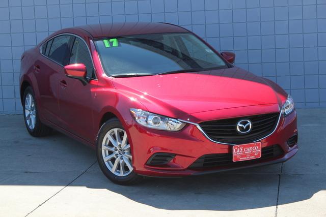 2017 Mazda Mazda6  - C & S Car Company