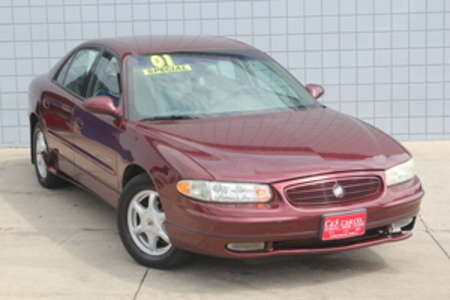 2001 Buick Regal LS for Sale  - MA2785B  - C & S Car Company