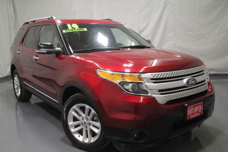 2014 Ford Explorer XLT  4WD for Sale  - HY7103A  - C & S Car Company