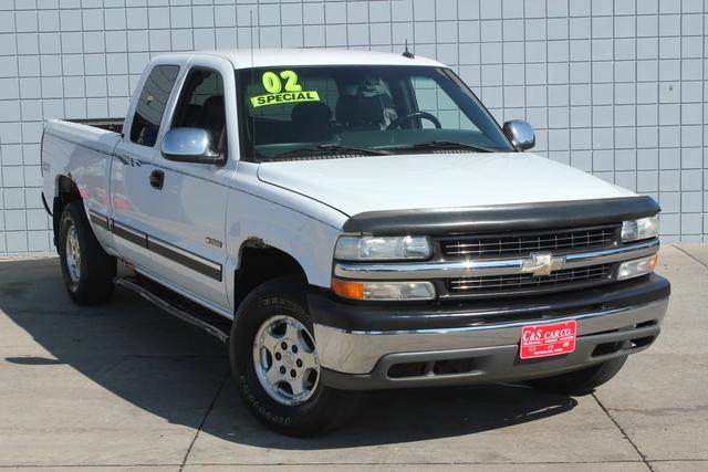 2002 Chevrolet Silverado 1500  - C & S Car Company