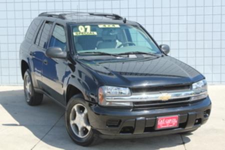 2007 Chevrolet TrailBlazer LS 4WD for Sale  - SB5822A  - C & S Car Company