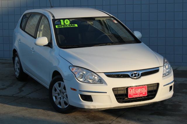 2010 Hyundai Elantra Touring  - C & S Car Company