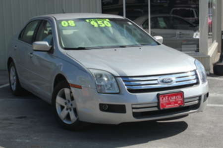 2008 Ford Fusion SE for Sale  - R14449  - C & S Car Company