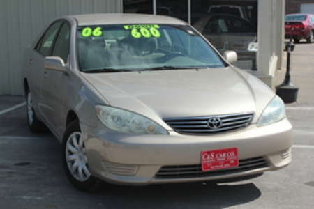 2006 Toyota Camry LE for Sale  - R14364  - C & S Car Company