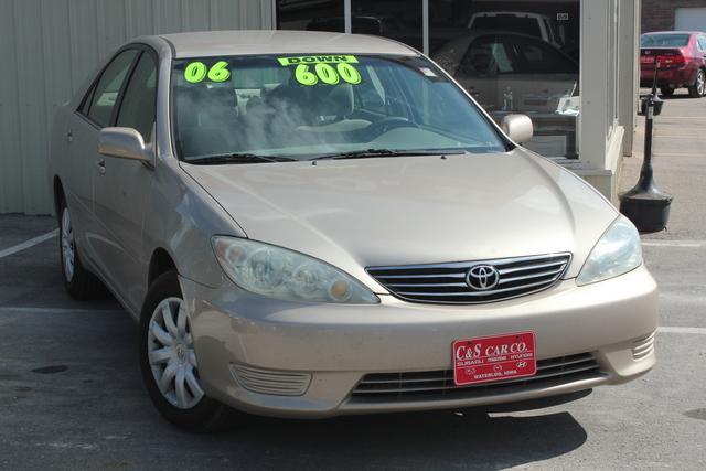 2006 Toyota Camry  - C & S Car Company