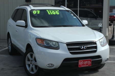 2007 Hyundai Santa Fe Limited for Sale  - SB5765B  - C & S Car Company