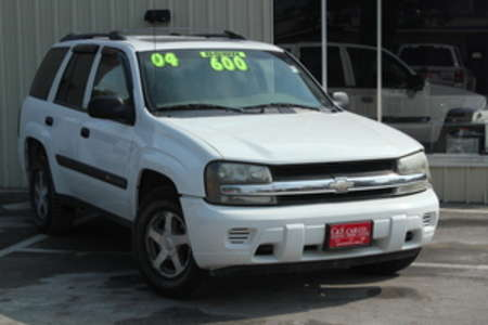 2004 Chevrolet TrailBlazer LS 4WD for Sale  - HY6823B  - C & S Car Company