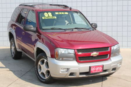 2008 Chevrolet TrailBlazer LT 4WD for Sale  - 14690  - C & S Car Company