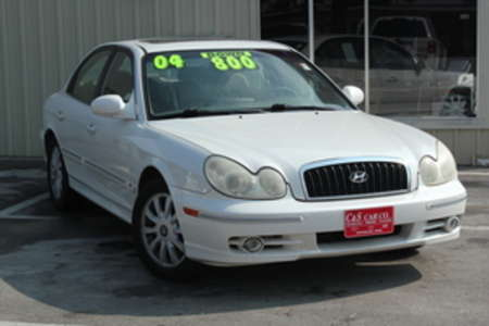 2004 Hyundai Sonata GLS V6 for Sale  - R14148  - C & S Car Company