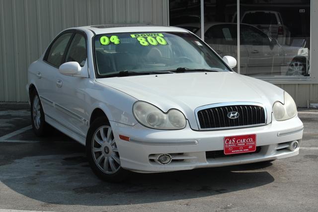 2004 Hyundai Sonata  - C & S Car Company