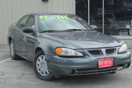2005 Pontiac Grand Am 4D Sedan for Sale  - R14045  - C & S Car Company