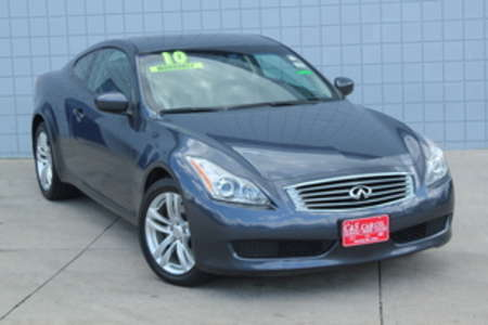 2010 Infiniti G37 Coupe AWD  Coupe for Sale  - SB5471B  - C & S Car Company