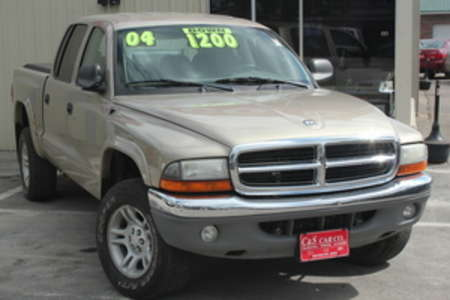 2004 Dodge Dakota SLT Quad Cab 4WD for Sale  - 14519  - C & S Car Company
