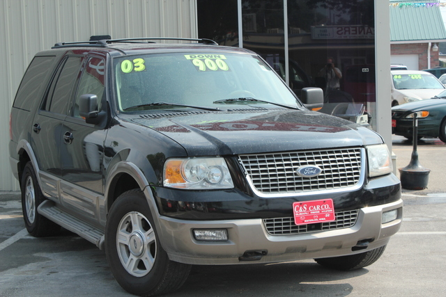 2003 Ford Expedition  - C & S Car Company