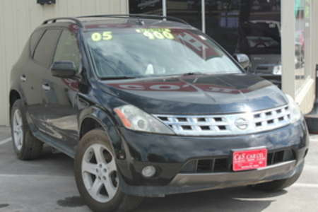 2005 Nissan Murano SL AWD for Sale  - R14426  - C & S Car Company