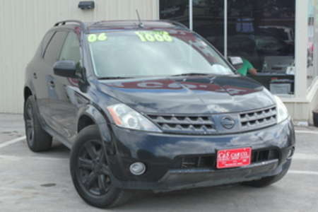 2006 Nissan Murano SL  AWD for Sale  - 14609  - C & S Car Company