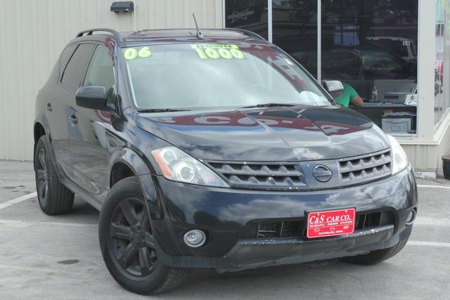 2006 Nissan Murano  - C & S Car Company