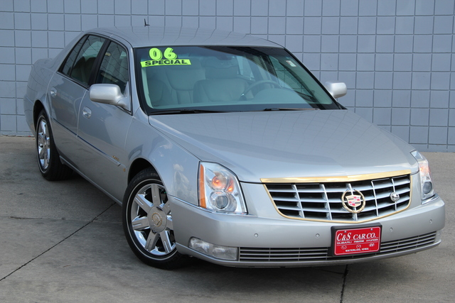 2006 Cadillac DTS  - C & S Car Company