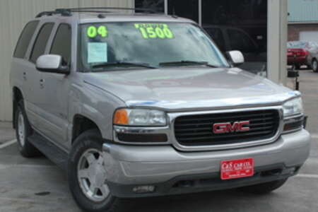 2004 GMC Yukon SLT  4WD for Sale  - 14550  - C & S Car Company