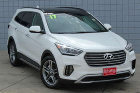 2017 Hyundai Santa Fe Limited Ultimate AWD for Sale  - HY7106  - C & S Car Company