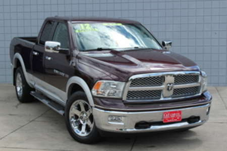 2012 Ram 1500 Laramie Quad Cab 4WD for Sale  - 14708  - C & S Car Company