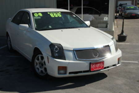 2004 Cadillac CTS  for Sale  - R14402  - C & S Car Company