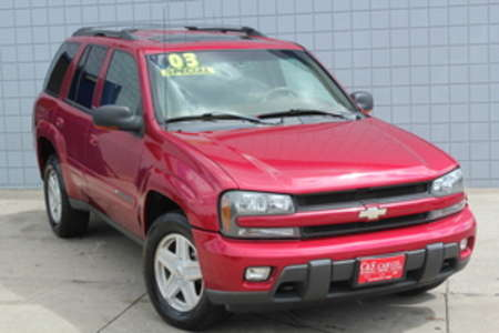 2003 Chevrolet TrailBlazer LTZ  4WD for Sale  - 14707  - C & S Car Company