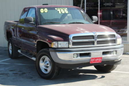 2000 Dodge Ram 1500 Laramie SLT  4WD for Sale  - R14640  - C & S Car Company