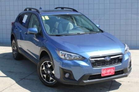 2018 Subaru Crosstrek 2.0i Premium w/Eyesight for Sale  - SB6121  - C & S Car Company