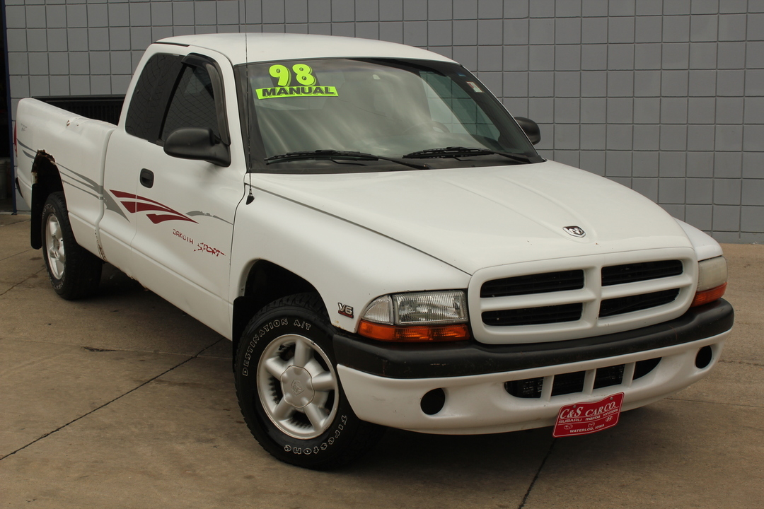 1998 Dodge Dakota  - C & S Car Company