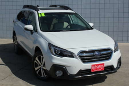 2018 Subaru Outback 2.5i Limited w/Eyesight for Sale  - SB6123  - C & S Car Company