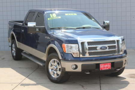 2010 Ford F-150 Lariat SuperCrew 4WD for Sale  - 14692  - C & S Car Company