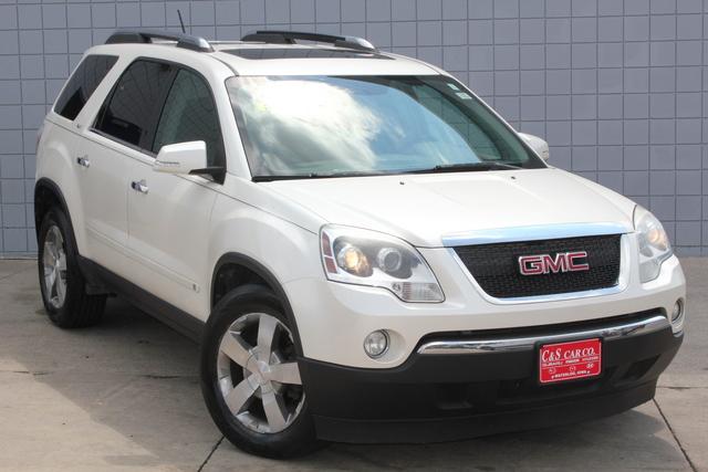 2009 GMC Acadia  - C & S Car Company