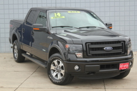 2014 Ford F-150 XL FX4 Supercrew 4WD for Sale  - 14454  - C & S Car Company