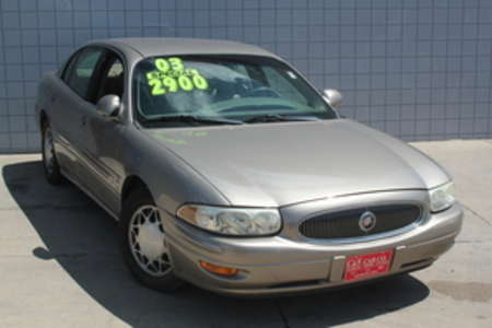 2003 Buick LeSabre Custom for Sale  - MA2316A  - C & S Car Company