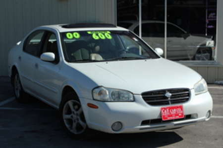 2000 Nissan Maxima GLE for Sale  - R14688  - C & S Car Company