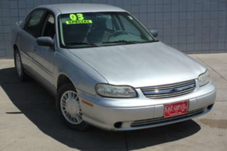 2003 Chevrolet Malibu 4D Sedan for Sale  - HY7237B  - C & S Car Company