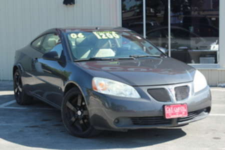 2006 Pontiac G6 GTP Coupe for Sale  - R14656  - C & S Car Company