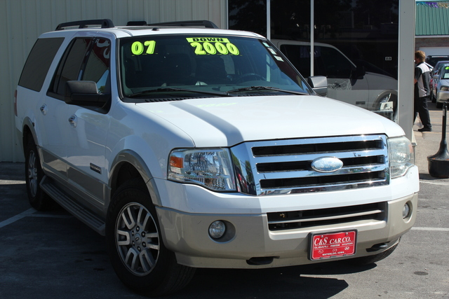 2007 Ford Expedition EL  - C & S Car Company