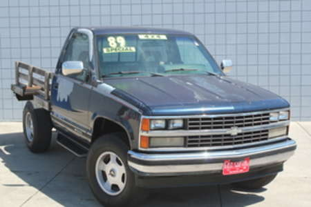1989 Chevrolet 1/2 Ton Pickups Silverado 1500 for Sale  - HY7330B  - C & S Car Company